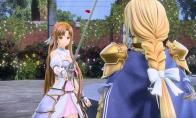 《刀剑神域:彼岸游境》实机视频展示亚丝娜身姿