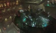 《最终幻想7:重制版》新概念设计图 游戏场景美轮美奂