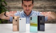 苹果、三星、索尼、LG手机哪个最保值?结果挺意外