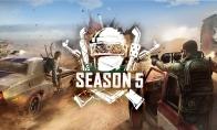 Steam一周销量排行榜 《绝地求生》第五赛季通行证居首