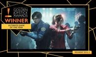 金摇杆奖结果揭晓!《生化危机2:重制版》夺得年度游戏