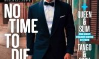 《007:无暇赴死》登《帝国》封面 西服邦德优雅现身