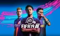 《FIFA 19》欧冠版全新封面公布 三大90后巨星上阵