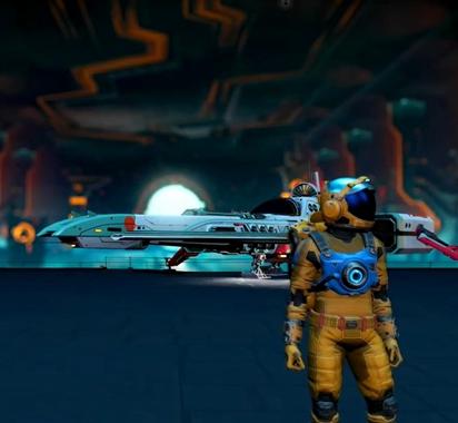 《无人深空》大型更新《无人深空:超越》公布