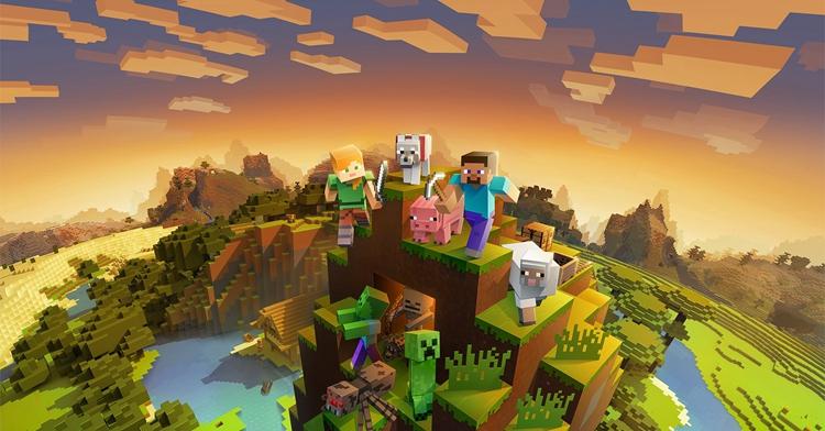 官方数据出炉《我的世界》成史上最畅销游戏