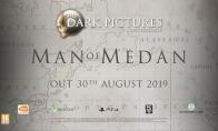 万代恐怖新作《棉兰之人》发售日确定 新宣传片公布