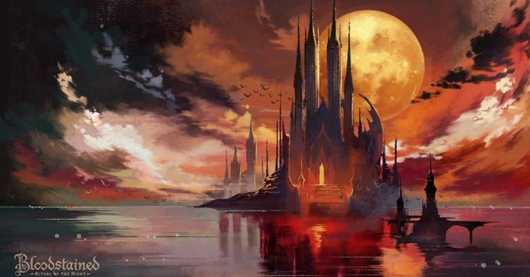 《赤痕:夜之仪式》Steam特别好评 恶魔城韵味