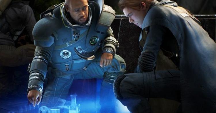 《星球大战绝地:陨落的武士团》26分钟实机演示