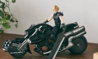 SE公布《最终幻想7》重制版新视频 居然展示手办?