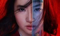 《花木兰》真人版预告首日点击量1.75亿次 魅力无穷