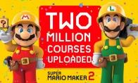 上市一周后《超级马里奥制造2》关卡已突破200万
