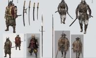 《只狼:影逝二度》艺术设定集预览图 8月2日发售