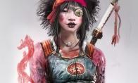 中国元素颇多 育碧《超越善恶2》公开角色概念原画