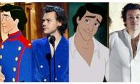 霉霉前男友 英国歌手哈里·斯泰尔拒演《小美人鱼》中的王子