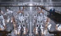 《星球大战》画师作品欣赏 富有科技感的战争场面