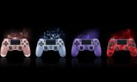 PS4国行四款全新配色手柄9月6日开卖 售价420元