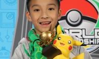 小智你看看人家 中国台湾10岁少年宝可梦世锦赛夺冠