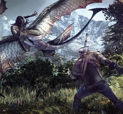 《巫师3》Switch版宣传片 10月15日发售