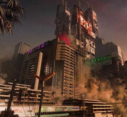 《赛博朋克2077》将有日本城 被认为是上层阶级