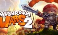 《蘑菇战争2》Steam特别差评 好评率仅为2%