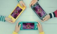 Switch Lite宣传片强调便携性 大量《宝可梦:剑盾》画面曝光