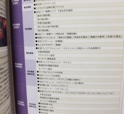 桑拿+撸猫?攻略泄露《火纹:风花雪月》DLC
