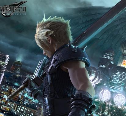 《最终幻想7:重制版》新概念设计图 美轮美奂