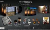 《奇异人生2》实体版即将推出 SE公开收藏版细节