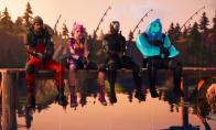 《堡垒之夜》第二章S1宣传片完整版公布 能钓鱼才是好游戏