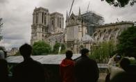 巴黎圣母院起火要拍电视剧 灵感来自《切尔诺贝利》