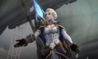 《魔兽争霸3:重制版》英雄皮肤曝光 吉安娜冷艳动人