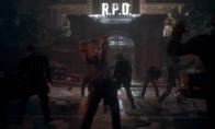 卡普空公布万圣节趣味短片丧尸之舞 浣熊市群魔乱舞