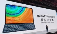 iPad杀手来了!华为MatePad Pro亮相 屏占比史上最高