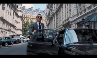 《007:无暇赴死》六大角色海报曝光 邦女郎性感美艳