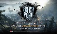 《冰汽时代》前传式DLC《最后的秋天》2020年1月21日发售