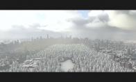 下雪天好美!《微软飞行模拟》震撼新预告