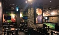 打卡圣地:SE咖啡馆更新《最终幻想7:重制版》主题