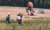 亚马逊原创科幻剧集《环形物语》首曝预告 4月3日播出