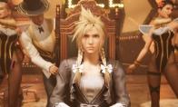 《最终幻想7:重制版》新HD截图展示克劳德女装