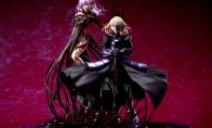 《Fate》黑化间桐樱和黑吾王手办公开:黑泥下的邪魅!