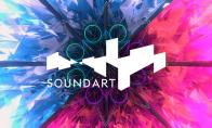 VR专用音乐节奏动作游戏《音动万华镜世界SoundArt》配信开始!