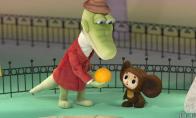 经典名作《大耳猴》首部全CG短篇动画公开 俄罗斯风情