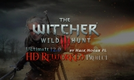 《巫师3》高清Mod V12版预览视频 画面改良更加清晰