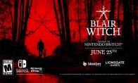 《布莱尔女巫》Switch版将于6月25日发售