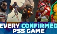 盘点已确认登录PS5的游戏 阵容强大蓄势待发!