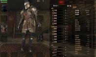 《黑荆棘角斗场》荒芜堡重甲套装备代码分享