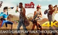 2015年老版本《死亡岛2》Demo被泄露 多个演示视频流出