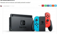美国公司提供Switch破解芯片安装服务 任天堂发出警告信
