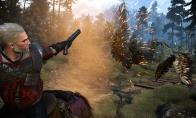 《巫师3》趣味MOD出现 杰洛特变身猎魔枪手