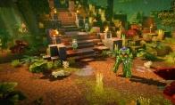 """《我的世界:地下城》DLC""""丛林觉醒""""下周正式上线"""